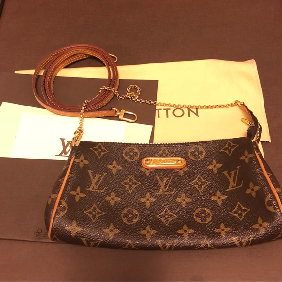 54307c3674df Louis Vuitton Handbags - Louis Vuitton Eva Clutch